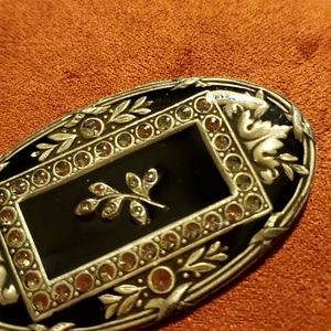 Exquisite Catherine Popesco Vintage Style Brooch